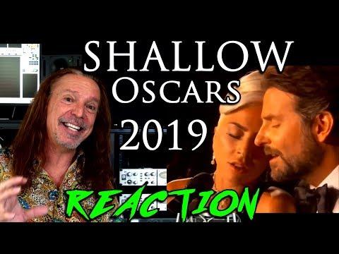 Vocal Coach Reaction to Lady Gaga - Bradley Cooper - Shallow - Academy Awards Live - Ken Tamplin