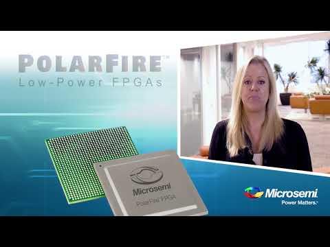 Microsemi PolarFire FPGAs Intro