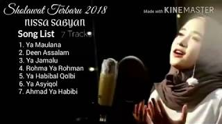 #nissasabyan #ramadhan NISSA SABYAN FULL ALBUM LIRIK | THE BEST Of ALBUM NISSA SABYAN LIRIK