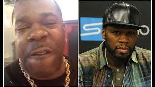 """Busta Rhymes Tells 50 Cent To """"Get Every Strap"""" After Making Fun Of His Neck"""