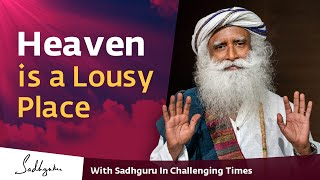 With Sadhguru in Challenging Times-Live..