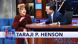 Taraji P. Henson: I Never Knew A TV Show Would Take Me Global