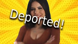 Larissa 90 Day Fiance just got  picked up by ICES and deported! Eric and Carmen rush to authorities!