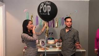 Gender Reveal Party 10/01/2017