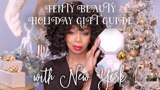 HOLIDAY GIFT GUIDE W/ TIFFANY