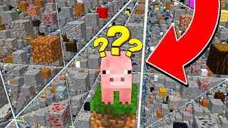 THERE IS A 1% CHANCE YOU WILL LOAD UP THIS MINECRAFT WORLD!