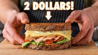 The 2 Dollar Sandwich | But Cheaper