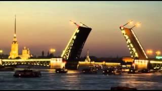 Du lịch Nga - Xem mở cầu trên sông Neva tại lễ hội đêm trắng