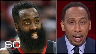 Stephen A. reacts to James Harden being traded to the Brooklyn Nets | SportsCenter