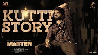 Master - Kutti Story Lyric