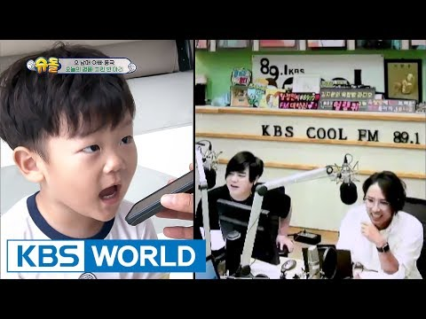 Seol-Su-Dae star on a live radio show?? [The Return of Superman / 2017.07.30]