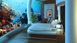 Poseidon Undersea Resort, Private Island in Fiji