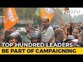 5,000 Rallies In 20 Days: BJPs Big Plan For Delhi Elections