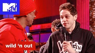 SNL's Pete Davidson Takes No Prisoners | Wild 'N Out | #Wildstyle