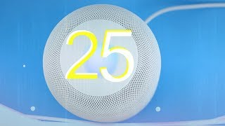 25 Things to Ask Siri on HomePod!