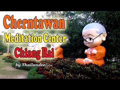 cherntawan meditation center