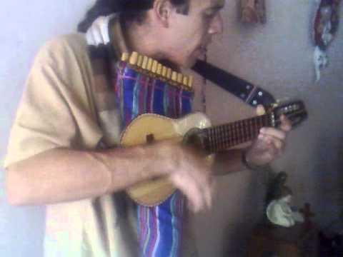 Carnavalito charango y zampoñas (notas)