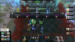 DOTA Stream: AUTO CHESS (Aiming for 3rd) testing strats