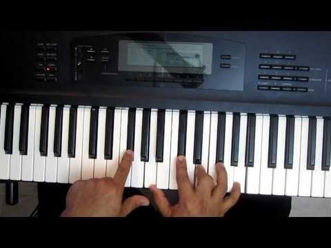 Renuevame Marcos Witt - Tutorial Piano Carlos
