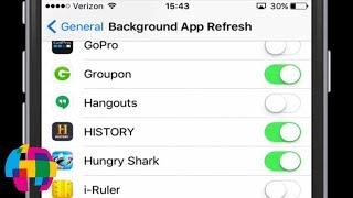 iOS 10 - Battery Drain Fix / Optimization