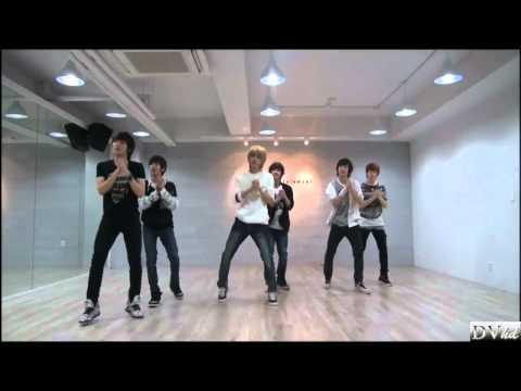 BoyFriend - Boyfriend (dance practice) DVhd