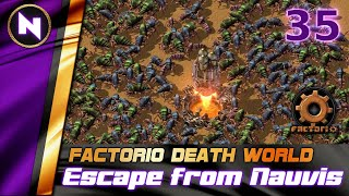 Factorio DeathWorld #35 WHY DOES THIS ALWAYS HAPPEN TO ME... | Lets Play