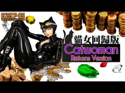 Catwoman Returns Version Sample Preview