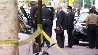 Лос-Анджелес: полицейские убили Африку