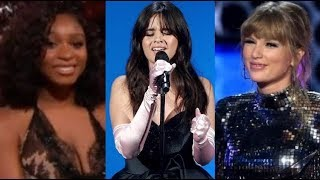 Famous People Reacting to Camila Cabello in 2018!!!