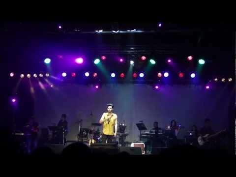 20121102@ 蔡旻佑- 我想要說 (Super Yo音樂會)- Legacy Taipei