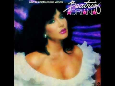BEATRIZ ADRIANA canta CON EL CANTO EN LAS VENAS