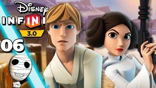 DISNEY INFINITY 3.0 - Die Rebellion beginnt! #06 - Lets Play Star Wars Rise against the Empire
