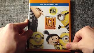 ICH - EINFACH UNVERBESSERLICH 3 | deutsch | Unboxing | Blu-ray + DVD