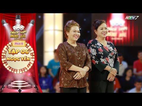 Thách thức danh hài 6 | Tập 6: Trường Giang tuyên bố cười bất chấp trước thí sinh