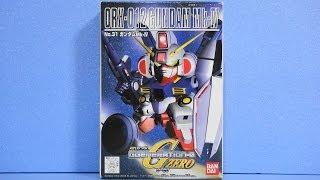 94 SDガンダム ガンダムMk-Ⅳ 『SDガンダムG GENERATION ZERO』