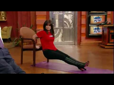 Valerie Bertinelli on Live! With Regis and Kelly