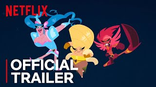 Super Drags: Red Band Slayage | Official Trailer [HD] | Netflix
