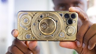 The Most Expensive iPhone in the World!