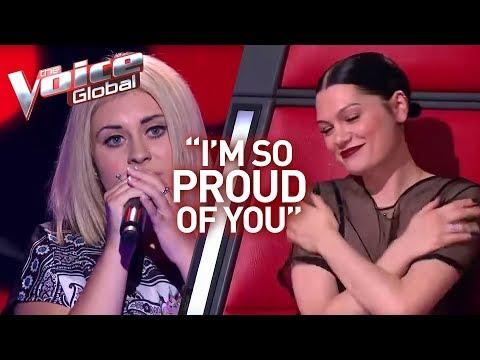 "Jessie J's ""little sister"" in The Voice   Winner's Journey #17"