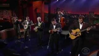 Steep Canyon Rangers & Steve Martin - Letterman