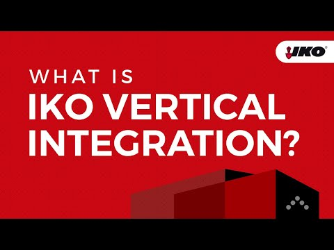 What is IKO Vertical Integration and Why Should You Care? - IKO TV