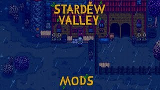 Stardew Valley Mods Weekly Ep2 - Top 5 Mods - Easy fishing, Chest