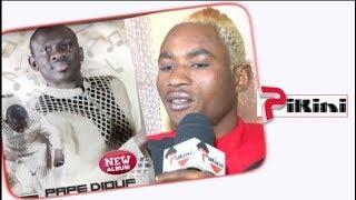 """Ouzin Keita: Pape Diouf a volé ma chanson """"rekeunté bi"""""""