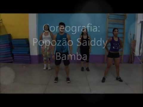 Baixar Coreografia Saiddy Bamba Popozão