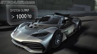 AMG Project One pre-ordered, this is how you know it!