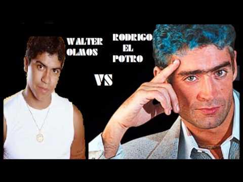 Cuarteto! Rodrigo vs Walter Olmos