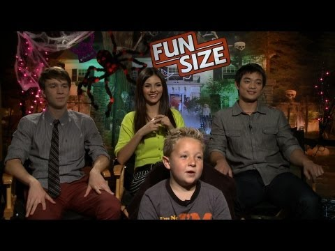 'Fun Size' Cast Interview