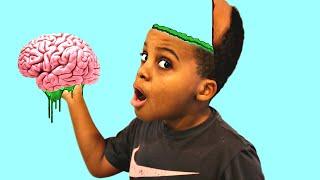 Bad Baby GOOEY LOUIE Toy Challenge Game - Shasha and Shiloh - Onyx Kids