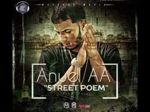 Anuel aa -street poem