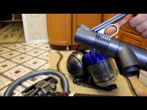 как помыть пылесос дайсон dc29